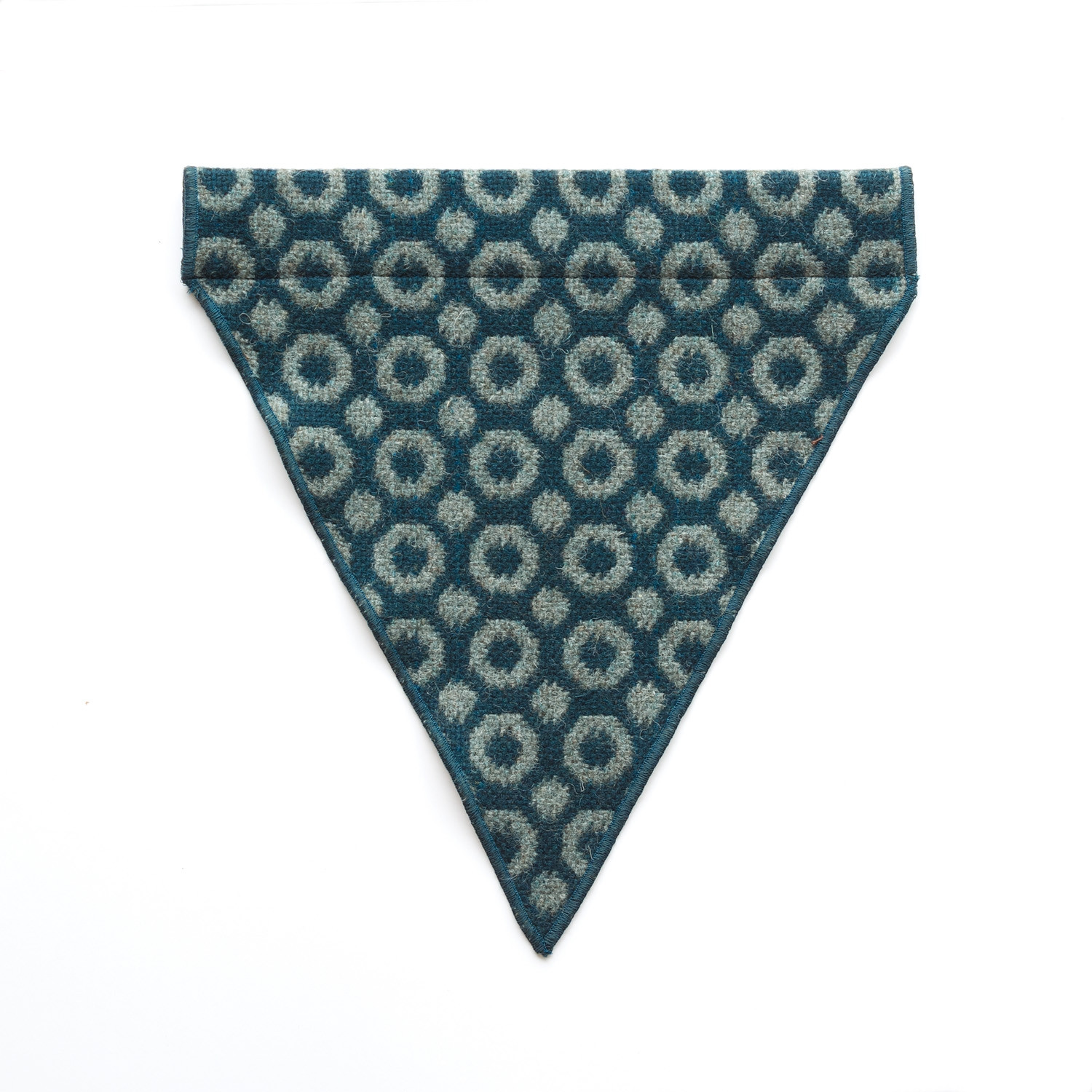 Halo Teal Large Bandana