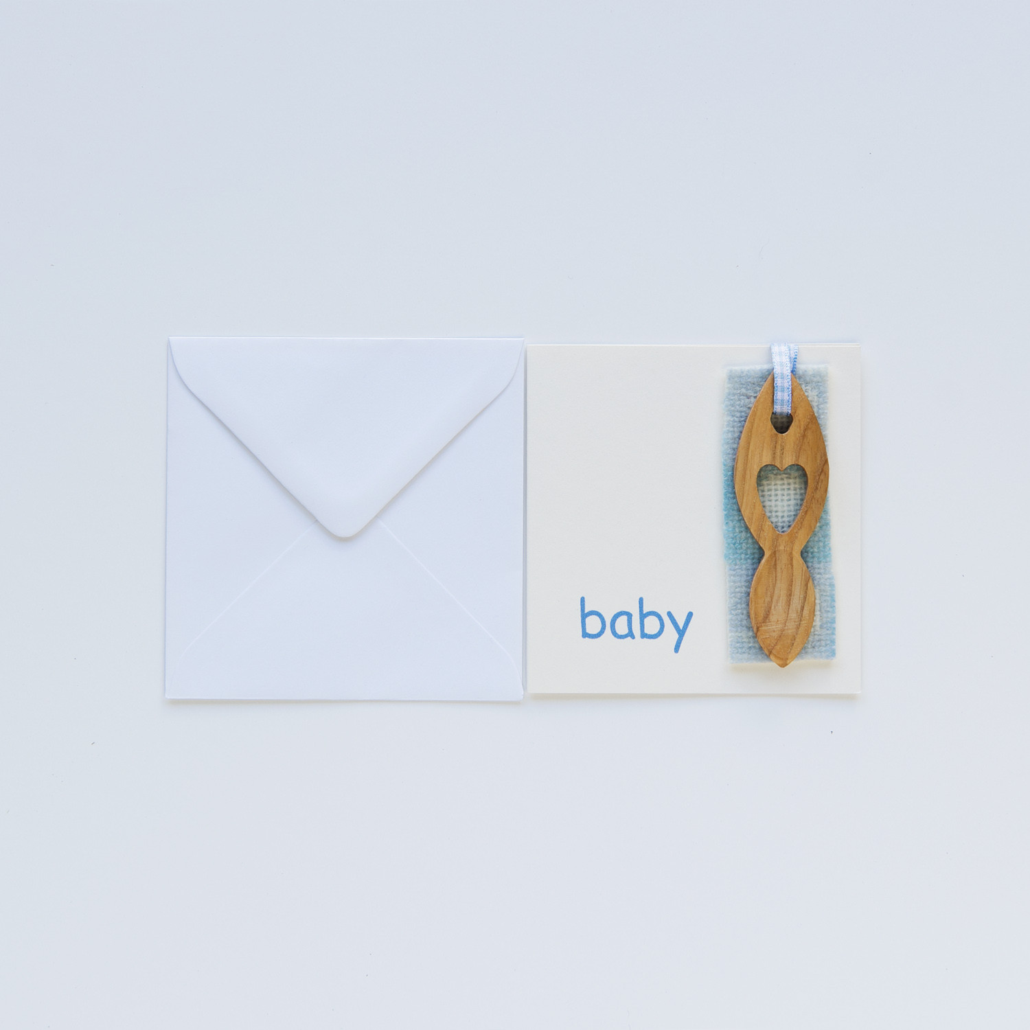 Card Lovespoon Babyboy