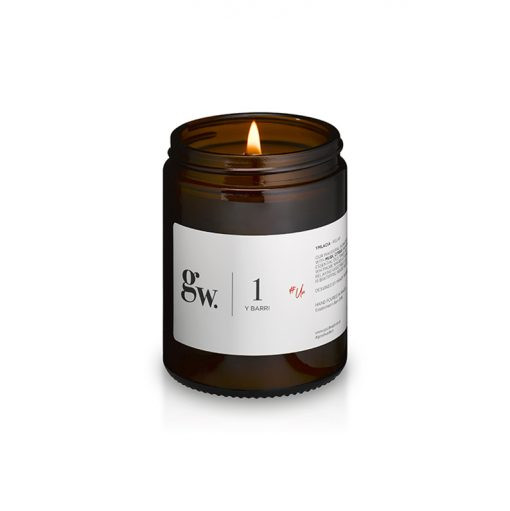Goodwash Soy Wax Candle