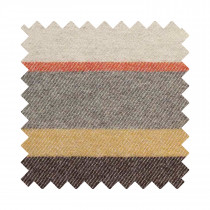Clubstripe rust swatch