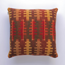 Forest autumn cushion