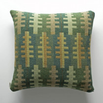 Forest summer cushion