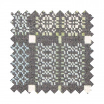 Knot Garden Bluestone Sample Swatch