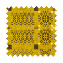 Knot Garden Gorse Sample Swatch