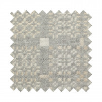 Knot garden silver sample swatch