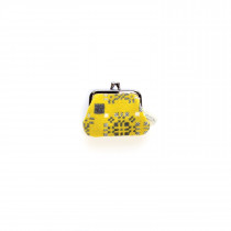 Knot Garden Gorse Single Purse