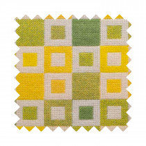 Madison daffodil sample swatch