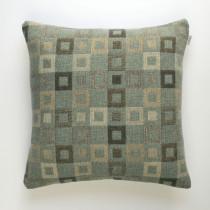 Madison mint cushion