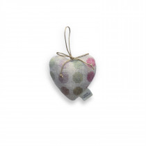 Mondo rose small lavender heart
