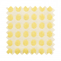 Mondo yellow sample swatch