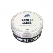 Farmers scrub exfoliating cleanser