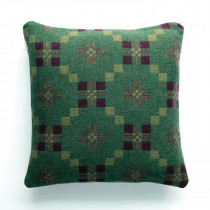 St Davids Cross Pine Cushion