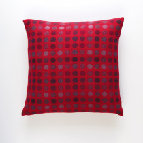 Mondo redberry cushion