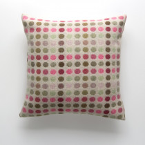 Mondo rose cushion