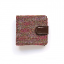 Semiplain Berry Wallet