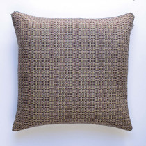 Speckle earth cushion