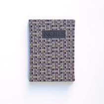 Speckle earth notebook