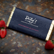Dillys Strawberry and Crunchy Chocolate Bar