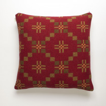 St Davids cross chestnut cushion