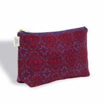 Vintage rose redberry washbag