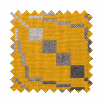 Vintage star gorse sample swatch