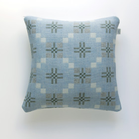 St Davids Cross Cushion Bluestone