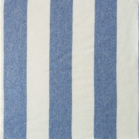 Broadstripe fabric 270cm Blue