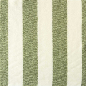 Broadstripe fabric 270cm Green