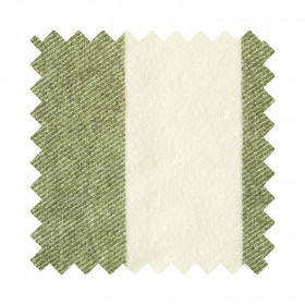 Broadstripe Sample Swatch Green