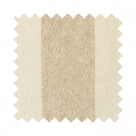 Broadstripe Sample Swatch Oatmeal