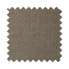 Cambrian wool Diamond tweed Sample Swatch Mocha