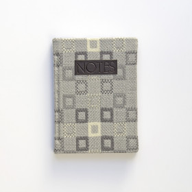 Cambrian wool minimad Notebook English Grey
