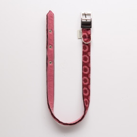 Halo Dog collar - small to extra large Berry