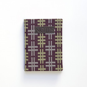 Hashtag Notebook English Aubergine