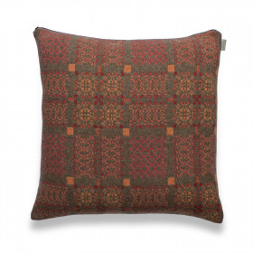 Knot-Garden Cushion Copper