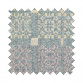 Knot Garden Sample Swatch Topaz
