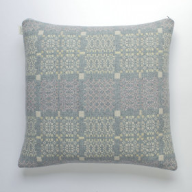 Knot-Garden Cushion Topaz