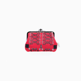 Knot Garden Double purse Jemima
