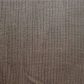 Cambrian Wool Log Stripe 160cm fabric Mocha