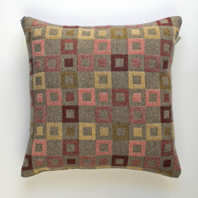 Madison Cushion Copper