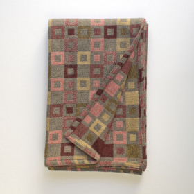 Madison throw & blankets Copper