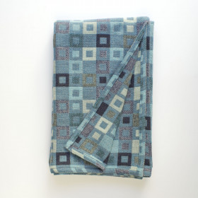 Madison throw & blankets Lagoon