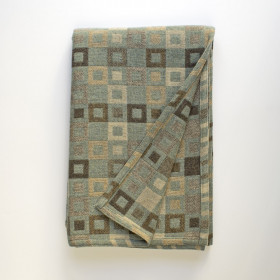 Madison throw & blankets Mint