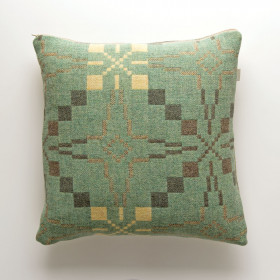 Vintage Star Cushion Mint