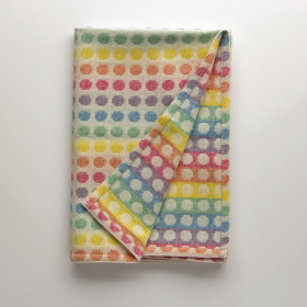Mondo baby blanket & throws Rainbow