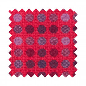 Mondo Sample Swatch Red Berry