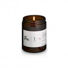 Goodwash luxury soy wax candle