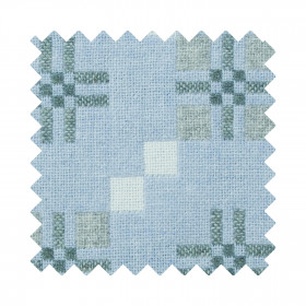 St Davids Cross Sample Swatch Bluestone