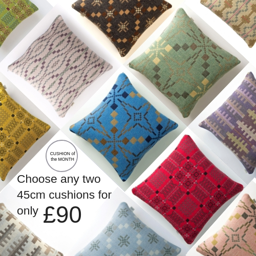 2 for £90 cushion offer