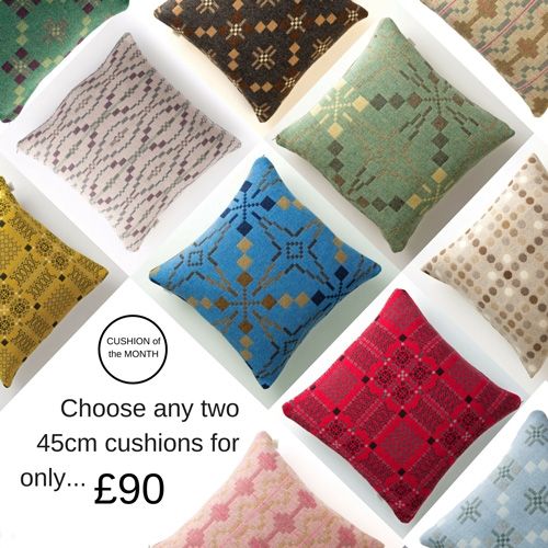 Cushion of the Month - 2 for £90